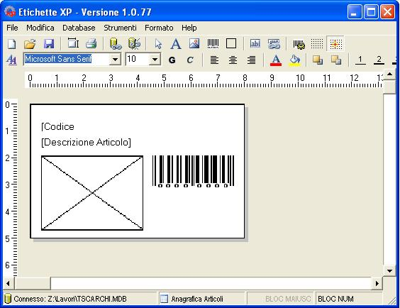 Click to view labelxp 3.0 screenshot