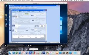 software Gestionale 7 su Parallel 2