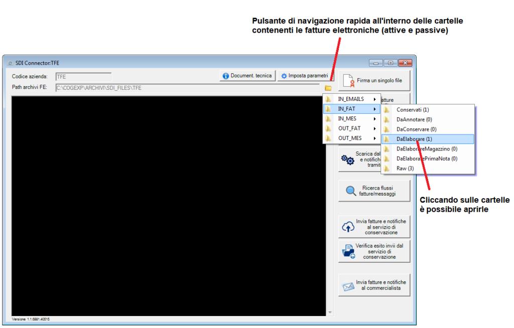 fattura elettronica - visualizzazione files fatture di acquisto 2